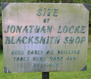 image: Jonathan Locke shop location sign