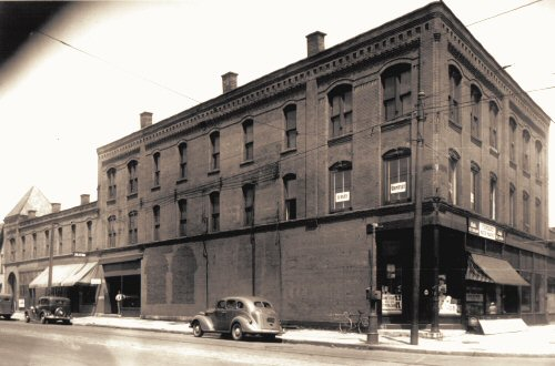 Shoemaker & Volkert Candy Factory - Early 1900s