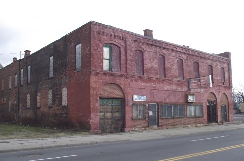 Shoemaker & Volkert Candy Factory today - February 2012