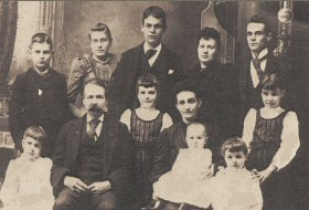 Stephen F. Locke Family